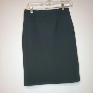 Calvin Klein Pencil Skirt Black 2